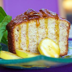 Absolute Cuisine Banana Cake