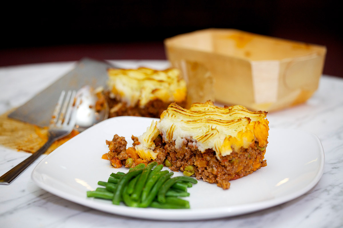 Absolute Cuisine Cottage Pie
