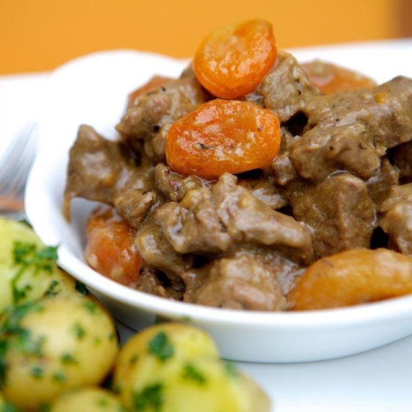 Absolute Cuisine Lamb casserole