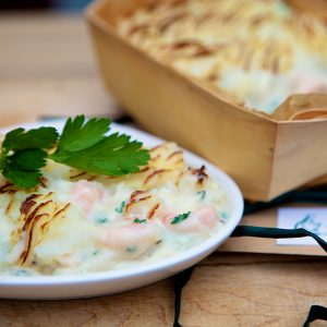 Absolute Cuisine Luxury Fish Pie