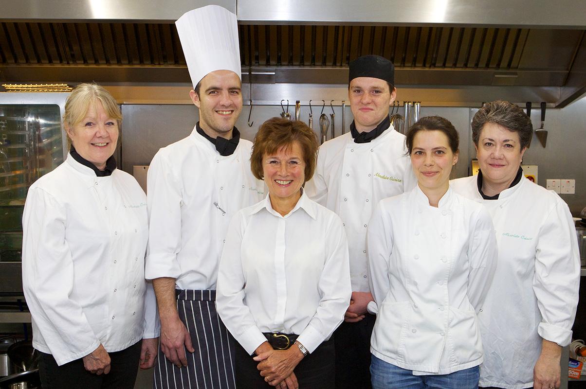 Absolute Cuisine Team