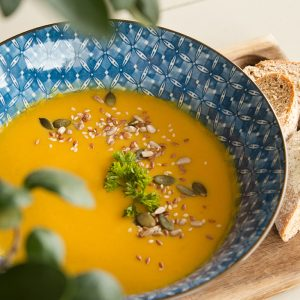 Absolute Cuisine Carrot & Coriander Soup