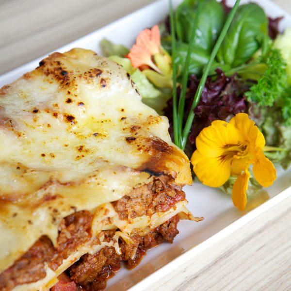 Absolute Cuisine lasagne