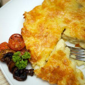 Absolute Cuisine macaroni cheese