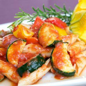Absolute Cuisine vegetable pasta
