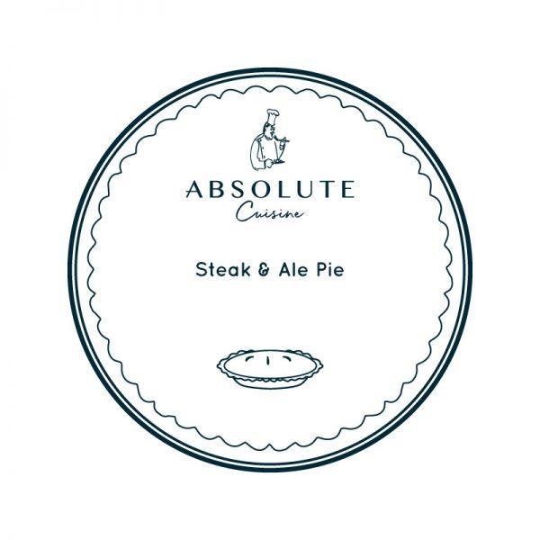 Absolute Cuisine Steak & Ale Pie